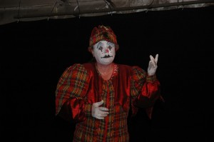 Clown Helmi