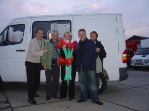 Van sponsors
