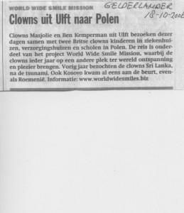 Gelderlander 18.10.06