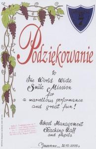 Poland 2006
