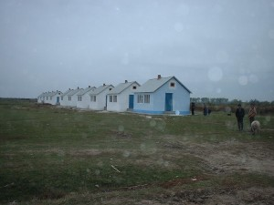 New Houses for Gypsy families