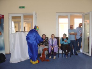 OAP Home at Salonta built and run by the Smiles Foundation