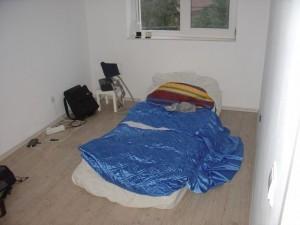 Conk's bedroom